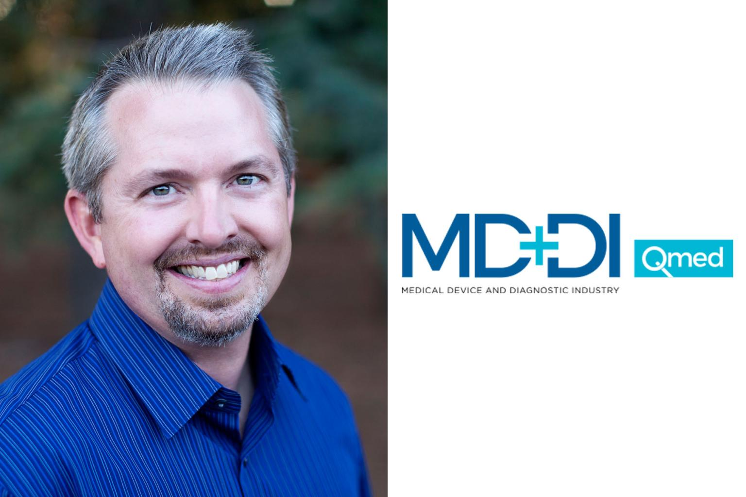 Aaron Swanson, about Remaining Competitive in the Medtech Industry