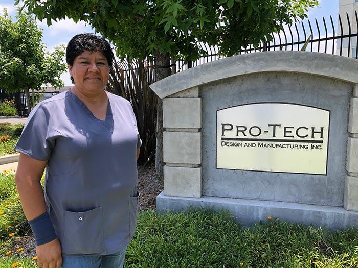 PRO-TECH Patricia Suares
