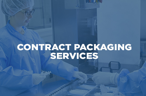 Contract Packaging Services - PRO-TECH